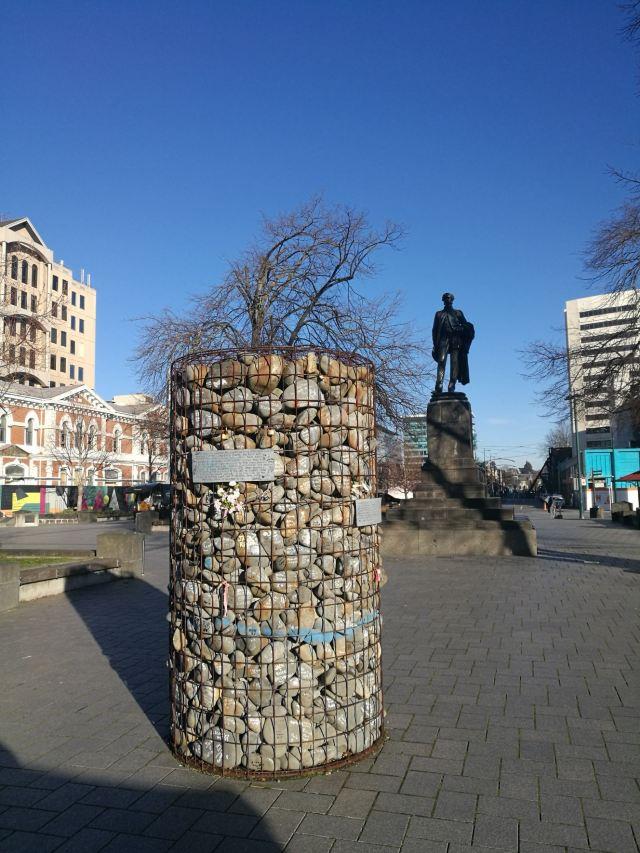 Statue of Scott