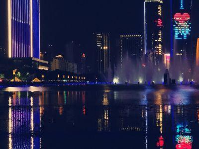 開元湖音樂噴泉