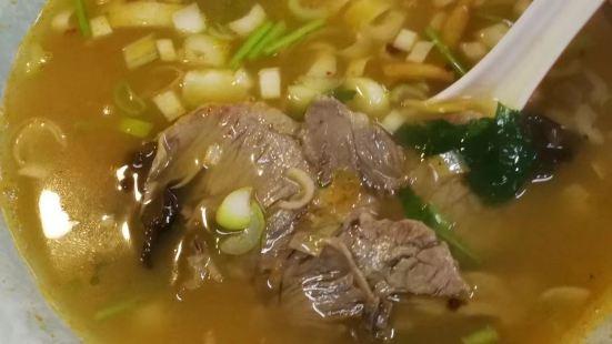 張家牛肉湯