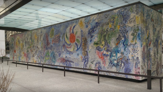 Chagall's Four Seasons