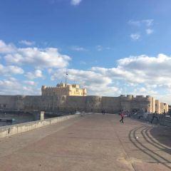 콰이트베이 요새 여행 사진