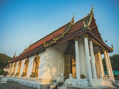Temple of Wat Phra Si Rattana Mahathat