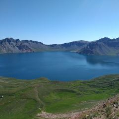 Paektu Mountain User Photo