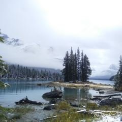 Maligne Lake User Photo