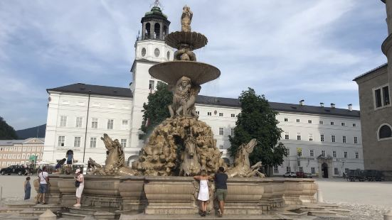 Fontana della Residenza