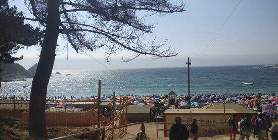 Playa El Canelillo