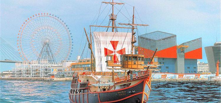 Osaka Bay Cruise Santa Maria