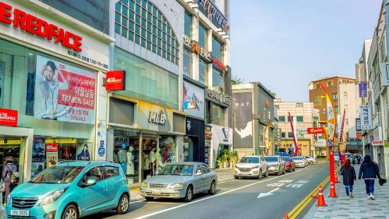 Sinpo Cultrual Street