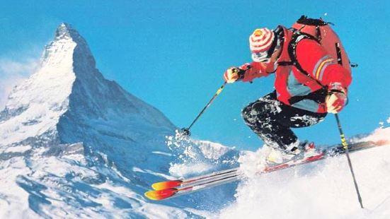 Jinan Jiudingta Ski Resort