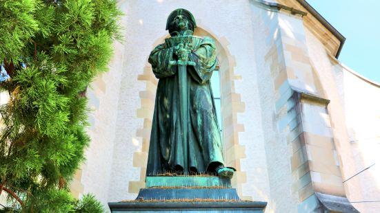 Ulrich Zwingli Monument