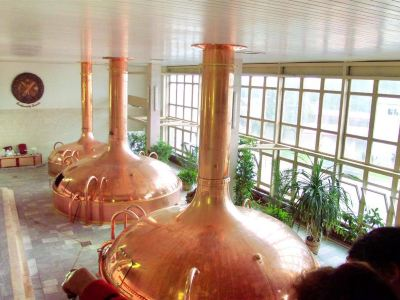 Budweiser Brewery (Budejovicky Budvar)
