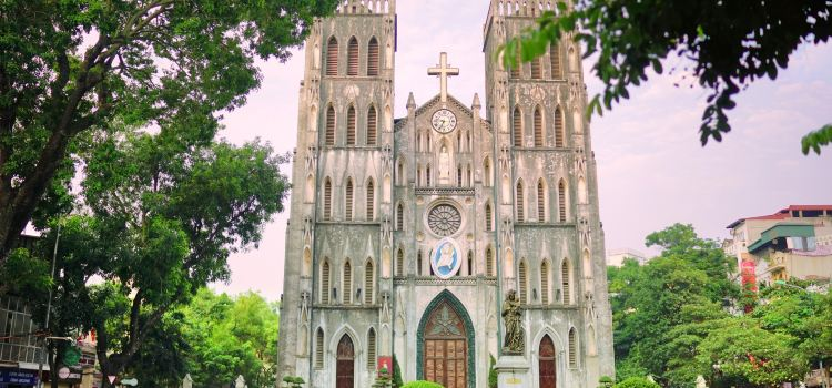 St. Joseph's Cathedral, Hanoi