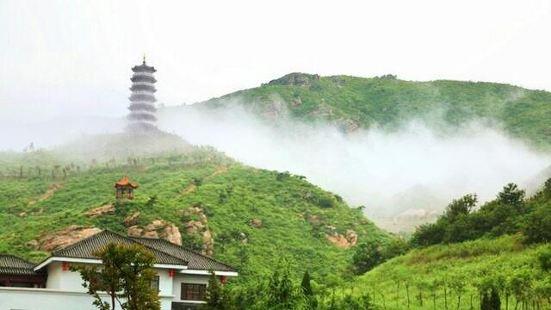 츠산 온천마을