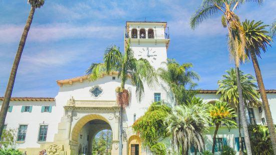 Santa Barbara County Courthouse
