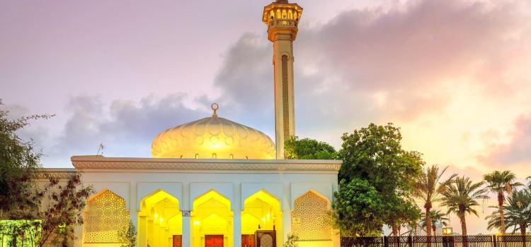 The Grand Mosque in Dubai