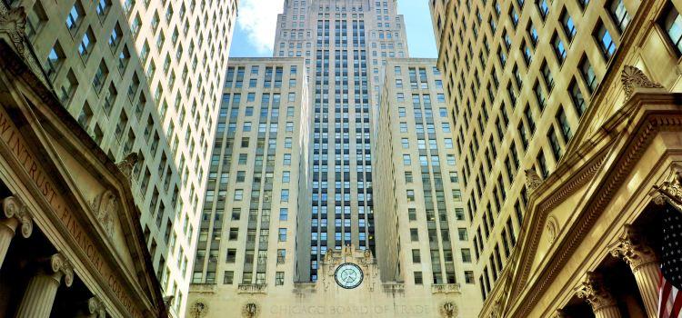 시카고 보드 오브 트레이드 빌딩