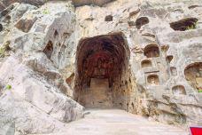 龙门二十品-龙门石窟-尊敬的会员