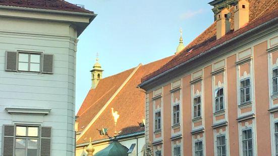Freiheitsplatz Burg