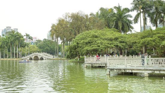 런민 공원