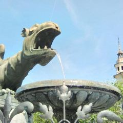 Lindwurmbrunnen User Photo