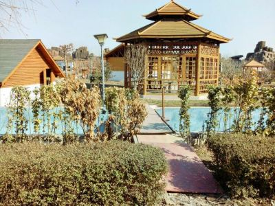 Mudanyuan (the origin of peonies) Hot Spring Resort Town