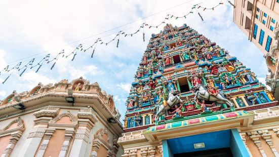 馬里安曼印度廟