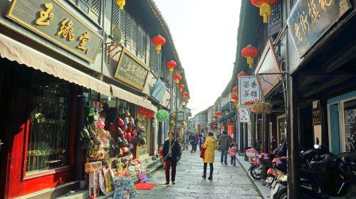 Cangqiao Straight Street
