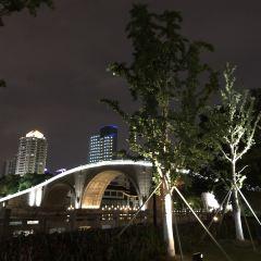 夜遊護城河用戶圖片