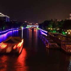 장저우 구운하(양주 고운하) 여행 사진