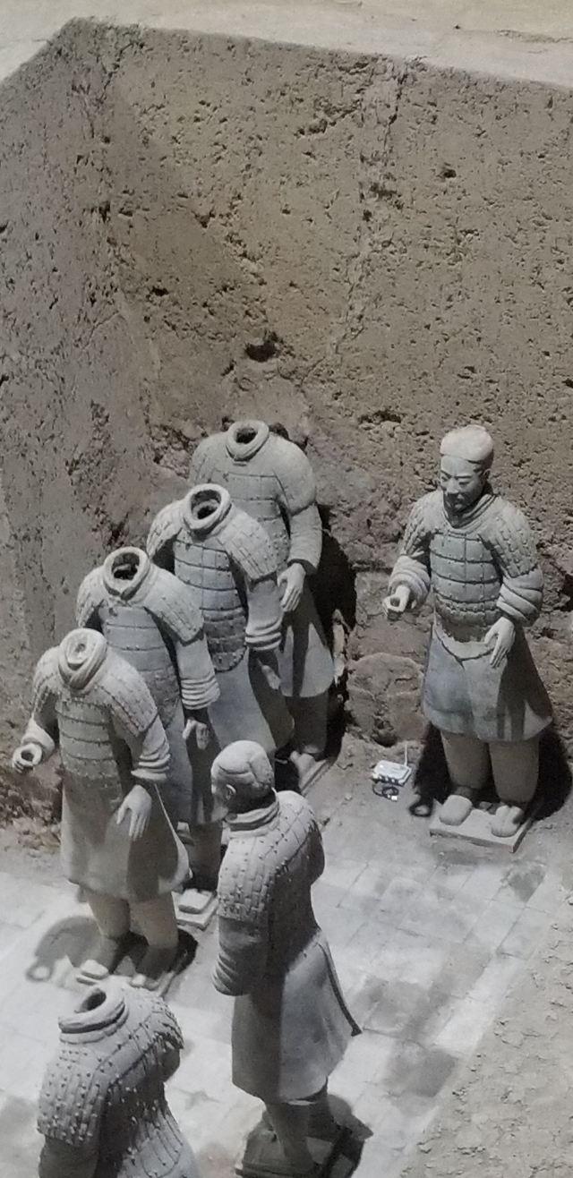 Emperor Qinshihuang's Mausoleum Site Museum