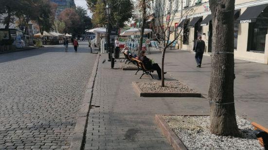 德里巴索沃斯卡亞街景