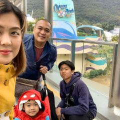 Ocean Park Hong Kong User Photo