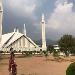 Pakistan Monument User Photo
