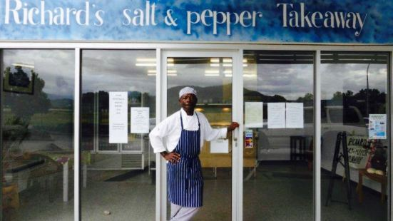 Richards Salt & Pepper Takeaway