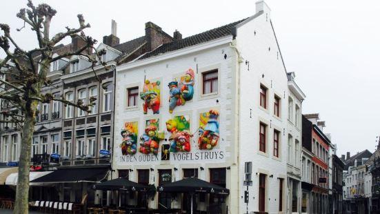 Cafe in Den Ouden Vogelstruys