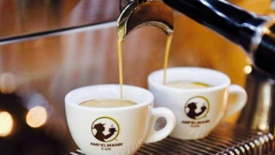 Ampelmann Cafe