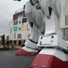 다이버시티 도쿄 여행 사진