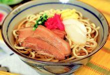 那霸美食图片-冲绳荞麦面