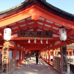 Itsukushima Shrine User Photo