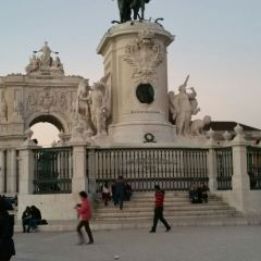 로시우 광장 여행 사진