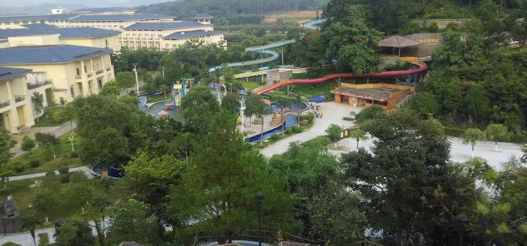 Ligong Yunyao Valley Hot Springs1
