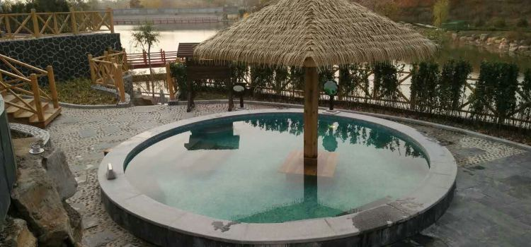 Qishan Hot Spring Town