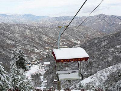 九天山國際滑雪場