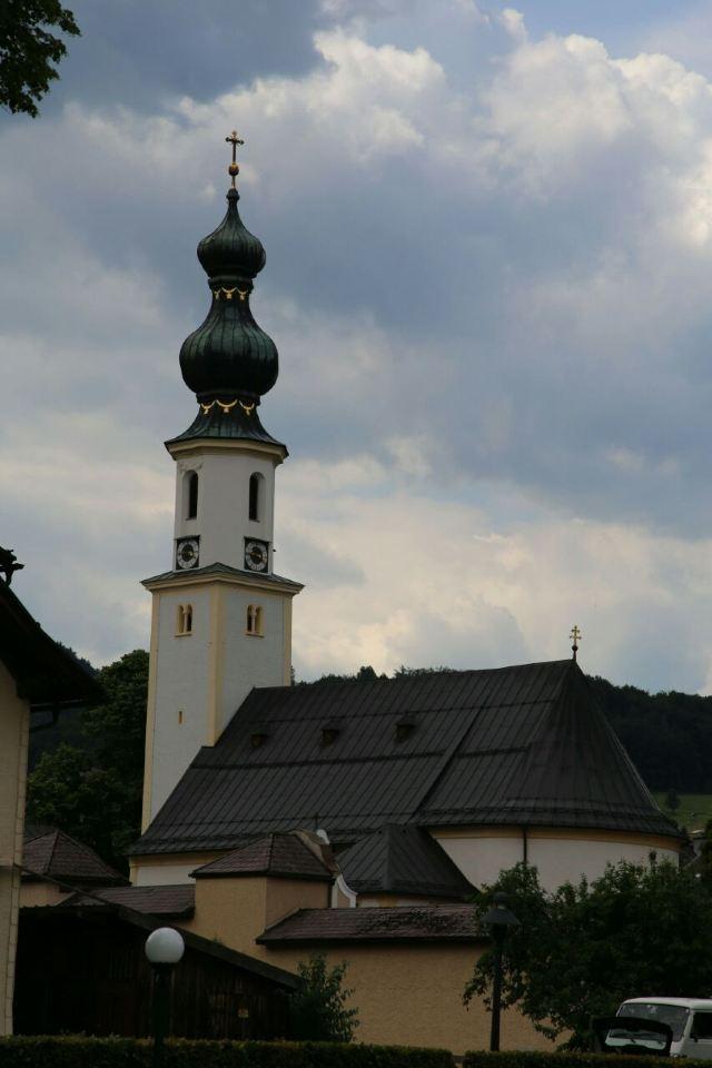 Kirche St. Wolfgang