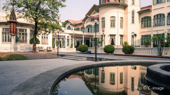Phya Thai Palace