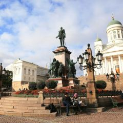 Senate Square (Senaatintori) User Photo