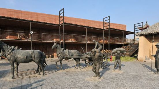 清代古糧倉