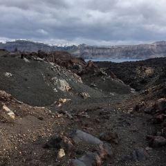 Nea Kameni Volcano User Photo