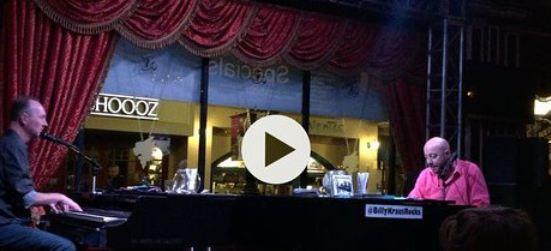 Napoleon's Dueling Pianos