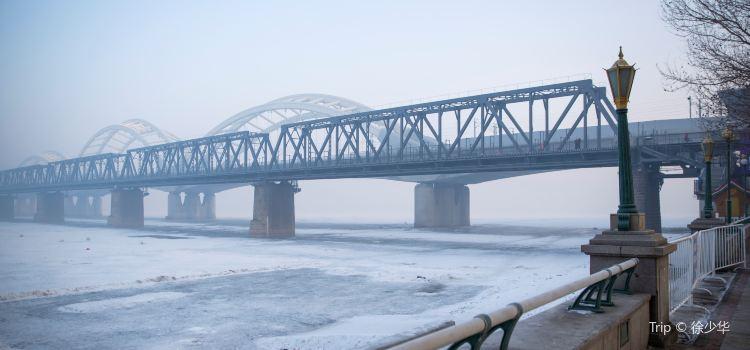 Songhua River Railway Bridge3